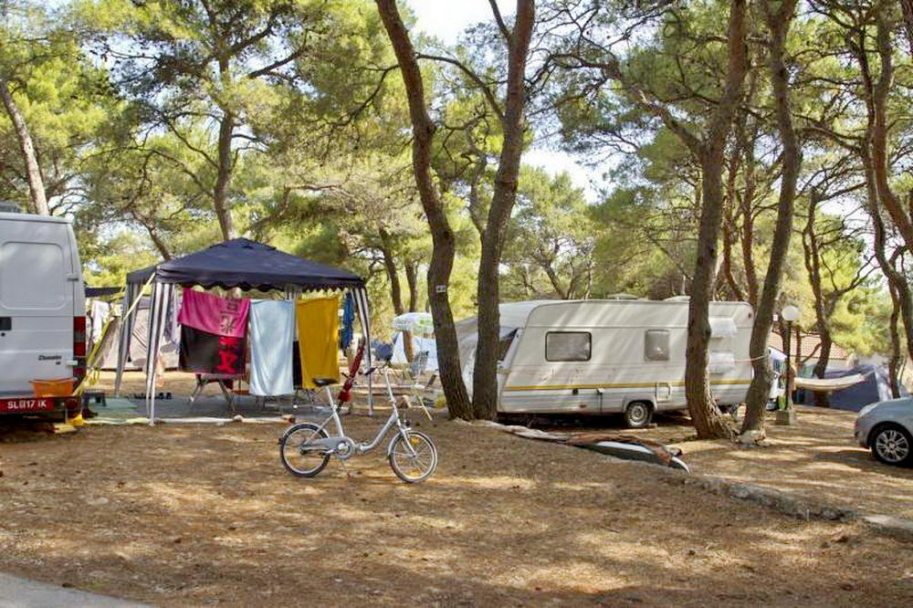 Vrboska Nudist Camp | Camping in our birthday suits atthe