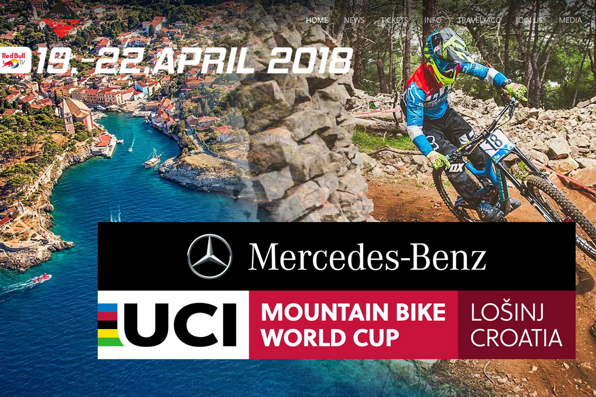 Mercedes Benz UCI Mountain Bike World Cup