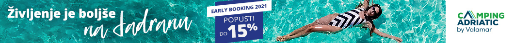 Valamar - early booking 2021