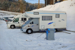 camper stop smucisce golte