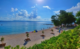 Camping Njivice on Croatian island Krk with new sanitary facilities and special prices - for you!