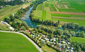 Camping Bela Krajina - inviting you for active camping holidays along Kolpa river