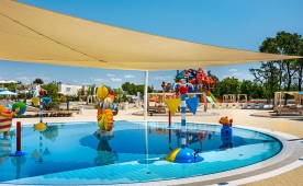 Camping Istra Premium Resort in Funtana is right place for unforgettable holidays