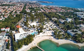 Falkensteiner Premium Camping Zadar opened all year long