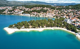 Camping Rozac is inviting you to island Ciovo by Trogir