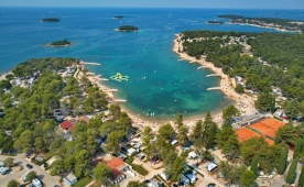 Campsites in Novigrad, Funtana, Vrsar and Rovinj will open after May 15th
