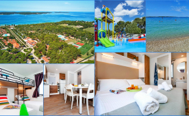 Rental of mobile homes Adriatic Kampovi in Istria and Dalmatia