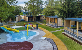 Glamping Village in Terme Tuhelj