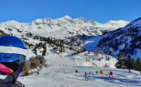 How will covid-19 shape the skiing season in Austria?