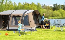 Mixi Caravaning  - do 43% popust na šotore Outwell
