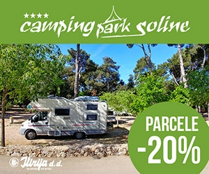 Park Soline - camping