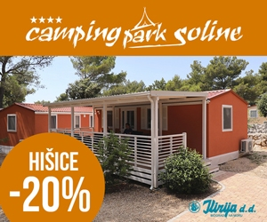 Park Soline - mobile homes