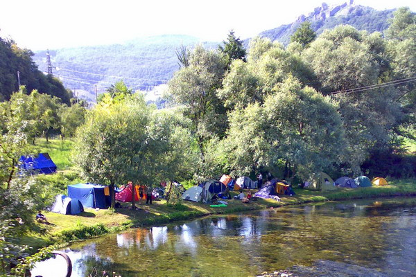 Camping Rafting centar Discover