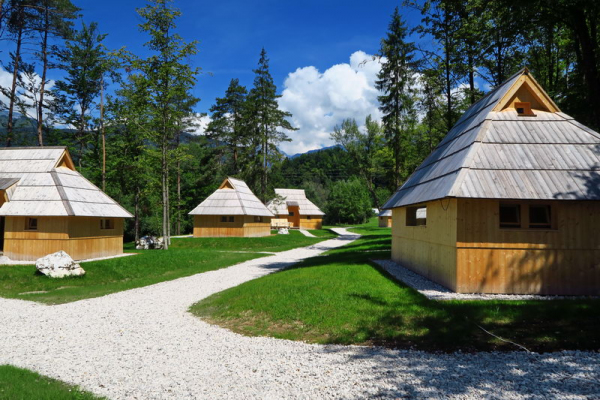 Glamping Slovenia Eco resort