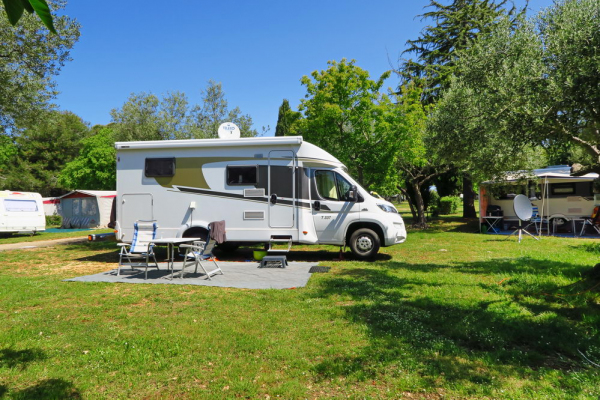 Maistra is inviting you for camping in Vrsar and Rovinj