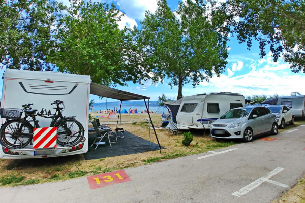 Camping Galeb - spring special offer of camping and rental of mobile homes