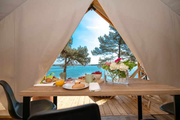 Frist FAMILY glamping opened in Croatia - Arena One 99