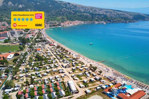 Kamp Baška Beach Resort