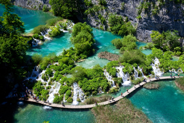 New 5* campsite at Plitvice lakes