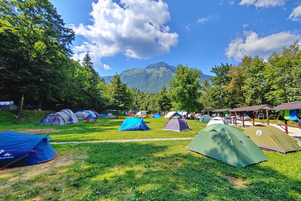 Camping Vodenca