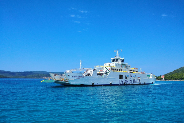 Timetables and prices for ferries in Croatia for season 2019